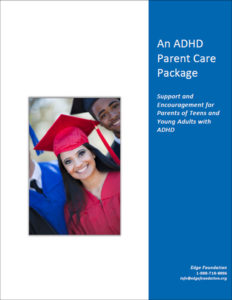 ADHD Parent Care Package