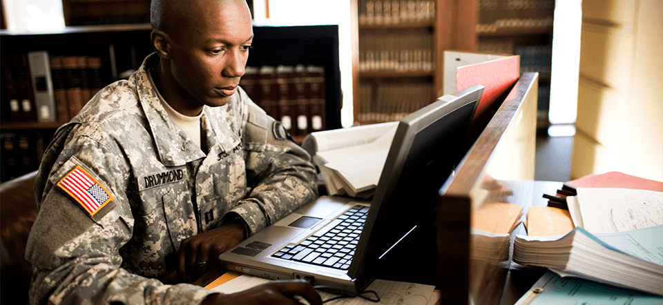 Coaching to Help Student Veterans Make the Transition to College