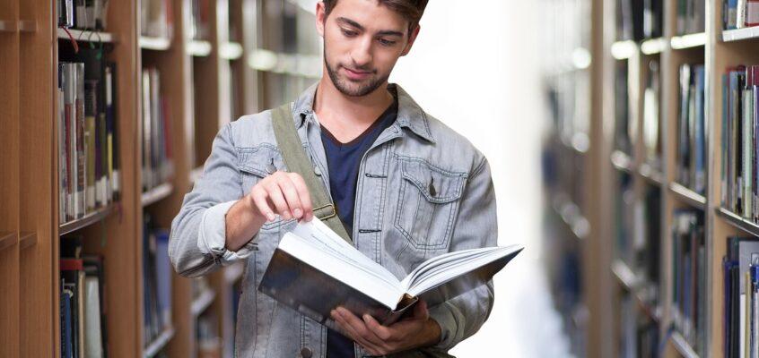 college student - man